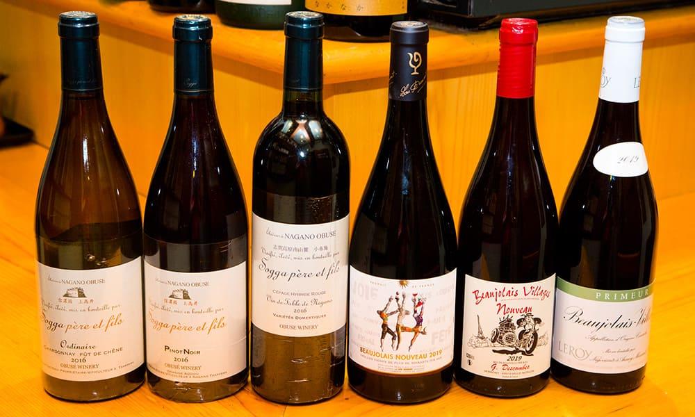 Obuse酒庄葡萄酒各种